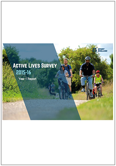Active Lives Survey 2015/2016 Year 1 Report