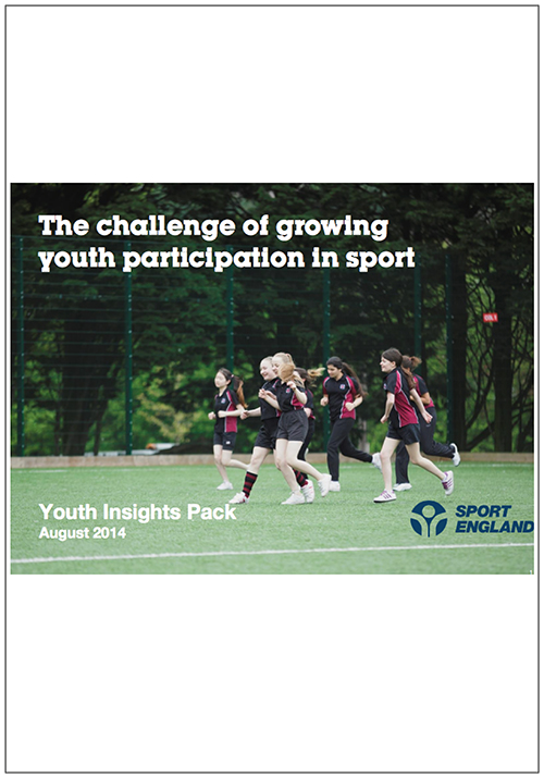 The Challenge Of Growing Youth Participation In Sport