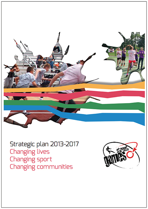Street Games Strategic Plan 2013 - 2017